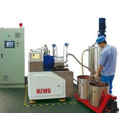 涡轮离心纳米砂磨机的图片