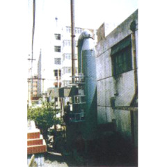 GXC高效旋風水膜脫硫除塵器