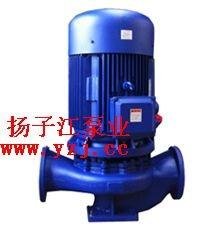管道泵:GRG型耐高溫管道離心泵