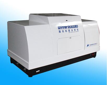 全自动湿法粒度分析仪的图片