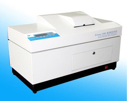 Winner2000B湿法通用台式激光粒度分析仪的图片