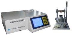 陶瓷行業低鐵原料、高嶺土、石英砂、硅微粉快速測量儀