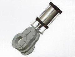 CLF型双闸气锁耐磨陶瓷出料阀
