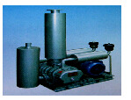 气冷式罗茨真�空泵2