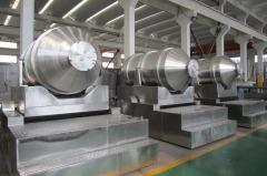 EYH-8000二维运动混合机电气控制要求单的图片
