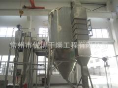 高速旋转离心喷雾干燥机中药材提取浓缩液的图片