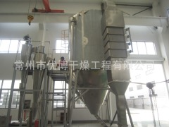 立式圆筒中药浸膏喷雾干燥塔系统的图片