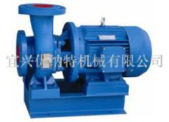 UPW臥式單級單吸離心泵