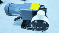 无泄漏JGX机械隔膜PTFE计量泵
