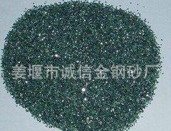 绿碳�e化硅磨料