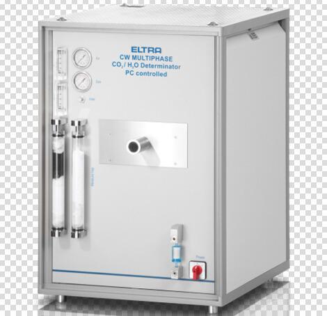 德国Eltra(埃尔特)二氧化碳/水分测量仪CW-800/CW-800M的图片