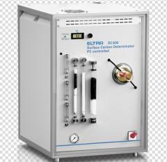 德国Eltra(埃尔特)表面碳分�析仪SC-800