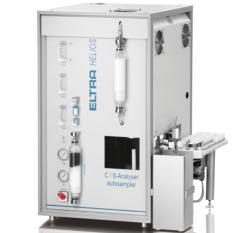 德國Eltra(埃爾特)CS580A/CHS-580A 碳硫分析儀