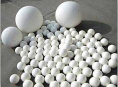 刚玉∮质蓄热球