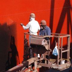 防腐涂料专用硫酸钡的图片