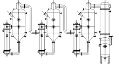 三效节能外循环真空浓缩器