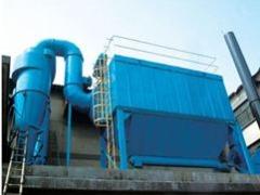 旋伞式DCF型系列高压静电除尘器的图片