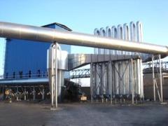 TFC、GFC、DFC型反吹风布袋除�尘设备