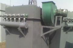 LTM滤筒除尘器的图片