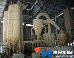 桂林鸿程5R4121磨粉机的图片