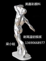 鐵藝家具工藝品油漆涂料水性鋁銀漿