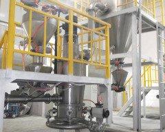 惰性气体保护气流粉碎机 分级机的图片