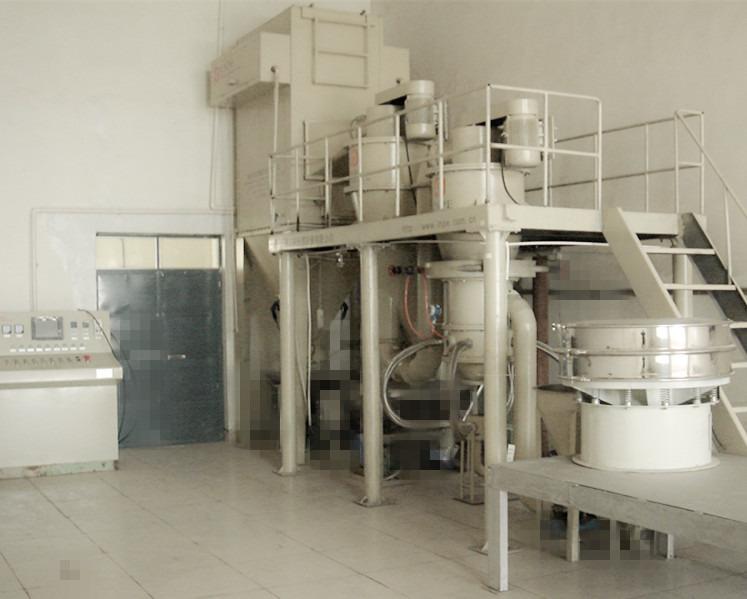 稀土抛光粉专用气流粉碎分级机的图片