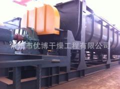 含铜污泥干化机KJG-130的图片