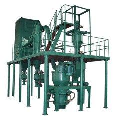 惰性气体保护气流粉碎机的图片