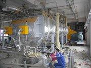 硅酸钙浆液桨叶式干燥机的图片