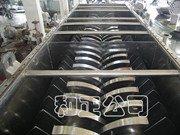 100t/24h污泥桨叶干燥机的图片