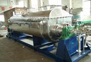 对位芳纶废料双桨叶干燥机的图片
