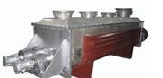 白泥烘干浆叶干燥机的图片