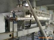 电镀污泥烘干桨叶干燥机的图片