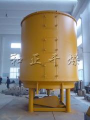 碳化锂烘干盘式干燥机的图片
