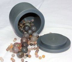 钢化尼龙球磨罐  行星钢化尼龙球磨罐