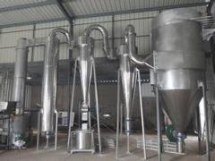 焦磷酸铜干燥闪干燥设备的图片