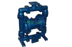 隔膜泵:QBYC-F46衬氟气↑动隔膜泵|衬氟电动隔膜泵