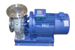 管道泵:ISWH变频卧式不锈钢管道离心�磉@泵
