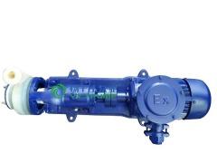 化工泵:FSB型防爆氟塑料合金泵|氟塑料合金離心泵