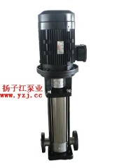 管道泵:QDLF不锈钢热水泵|立式多级热水增压泵|热水多级泵
