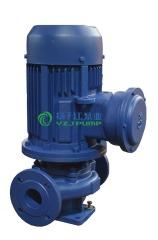 管道泵:ISGB型防爆管道增壓泵|立式管道熱水泵|熱水管道增壓泵