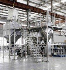 组合式卸料系统的图片