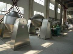 磷酸铁双锥干燥机的图片