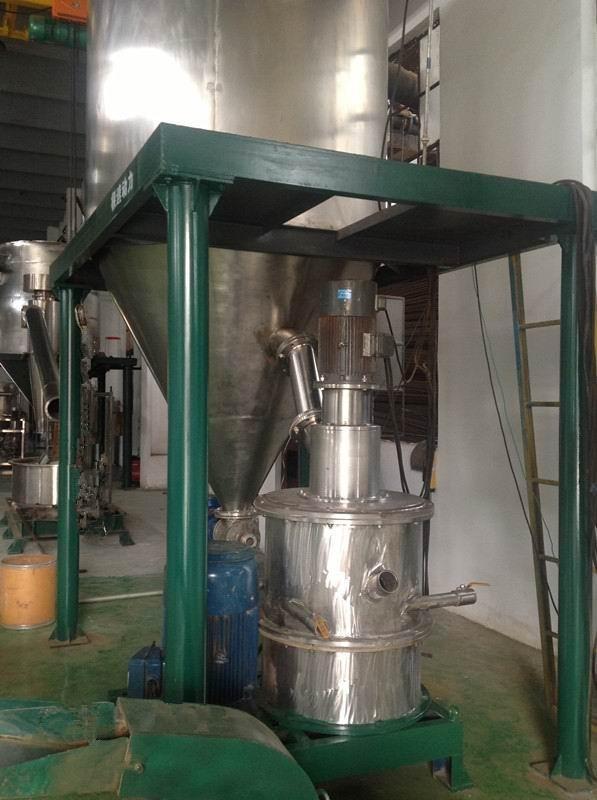 JSM-400涡轮粉碎机的图片