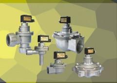 DCF-F防爆電磁脈沖閥的圖片