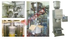 碳酸氢钙自动包装机的图片
