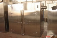 中药材热风循环烘干机的图片