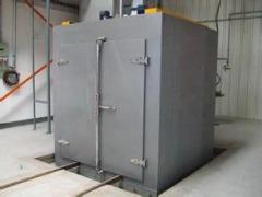 电气两用自动排湿烘箱的图片