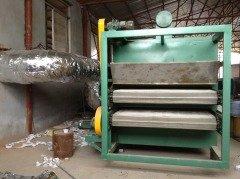 江苏和正生产-DW3-1.6-8红土矿带式干燥机的图片